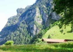 Rothenbrunnen - Burgruine Ober Juvalta