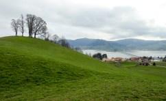 Aussichtspunkt Vogelherd, Birchli am Sihlsee