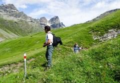 Oberhalb Alp Suot