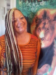 Tresses Africaines libres