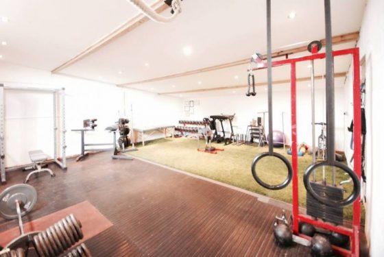 Ledbury gym