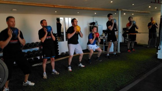 Personal Training With Us