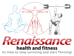 Renaissance Fitness Ledbury Logo