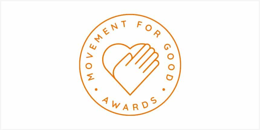 Movement for Good award