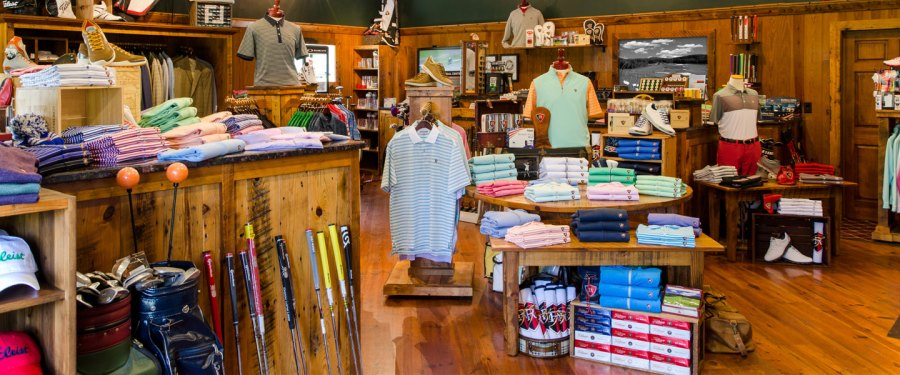 Golf Shop     Renaissance Golf Shop