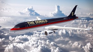 President Donald Trump's Air Craft: Image by Pixabay.