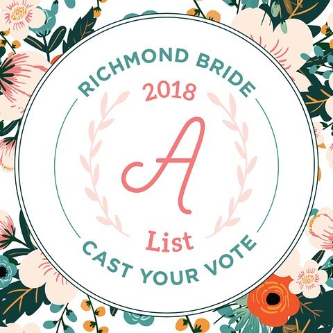 Richmond Bride's A-List Awards