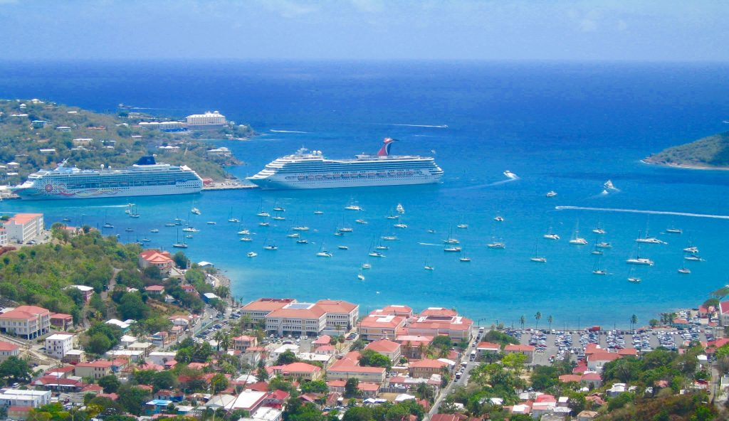 cruise ship excursions st thomas