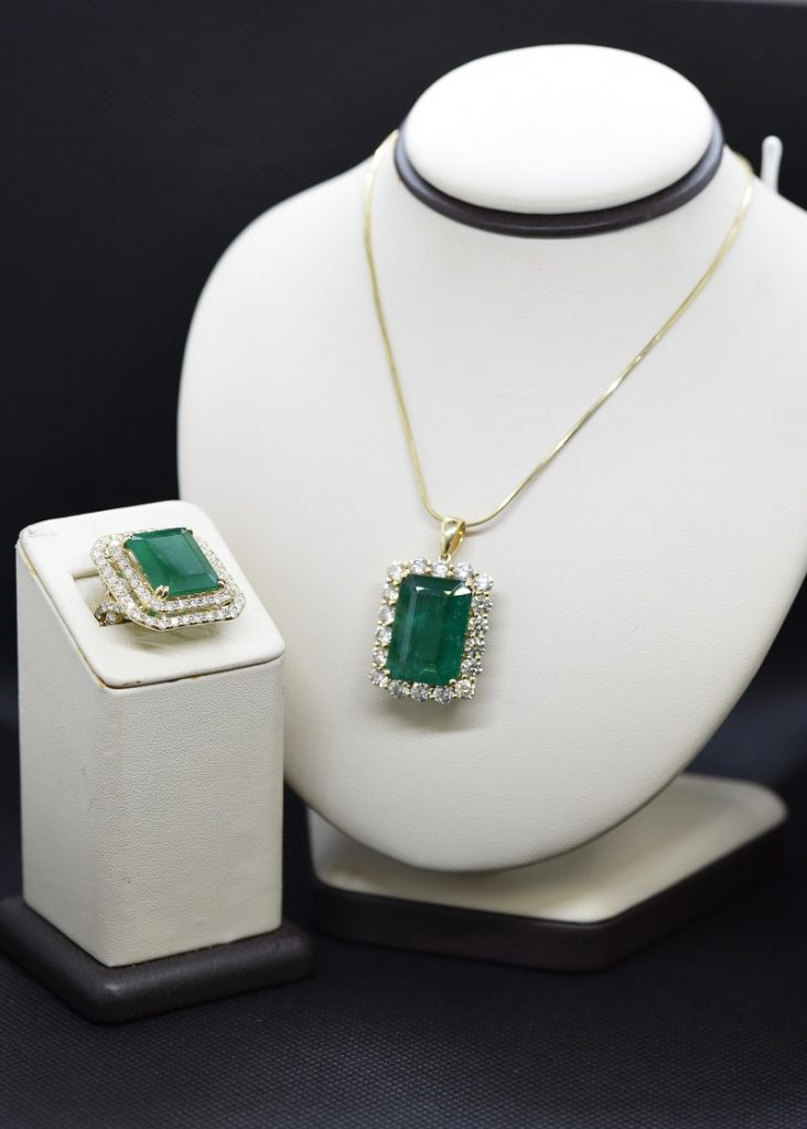 Emerald Jewelry St. Thomas