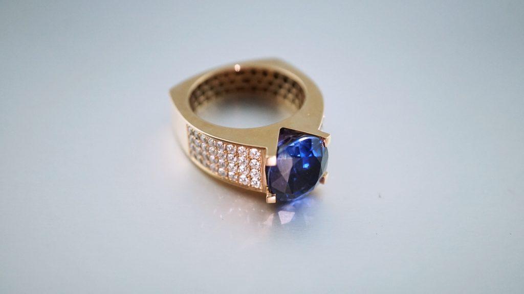sapphire ring st thomas