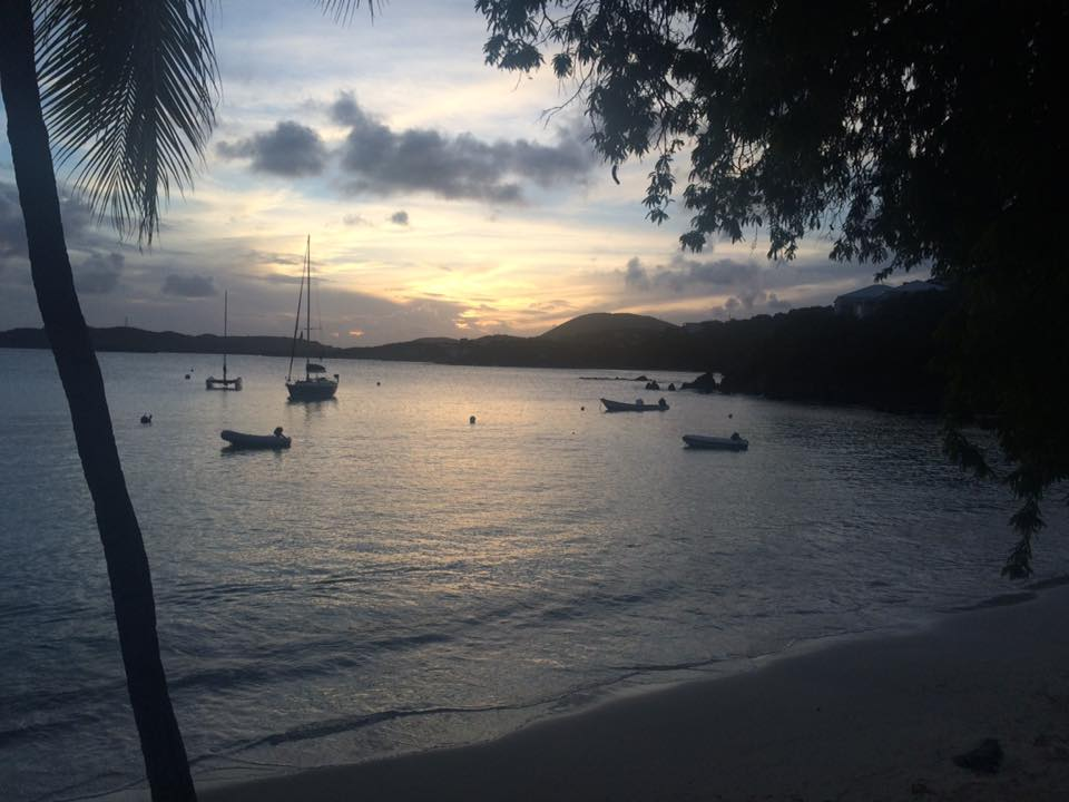 secret harbour propose in st thomas