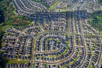 Massive-suburban-sprawl