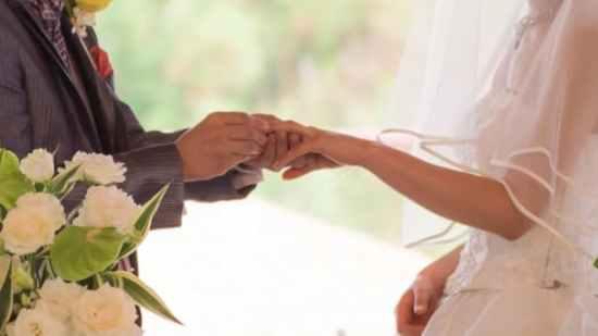 プロポーズされて結婚