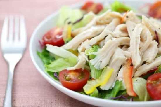野菜とたんぱく質