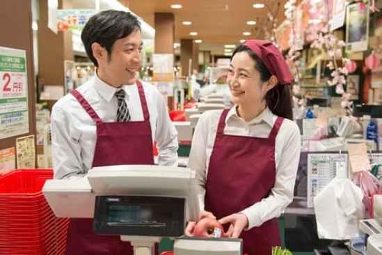 スーパーの店長と私