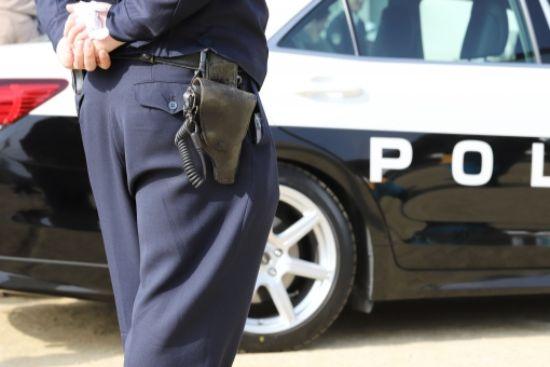 警察のパトロール
