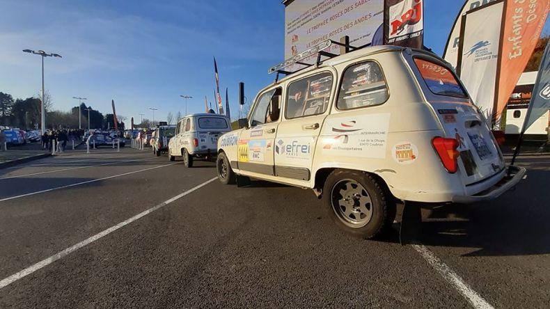 4L et Faons et leur Renault