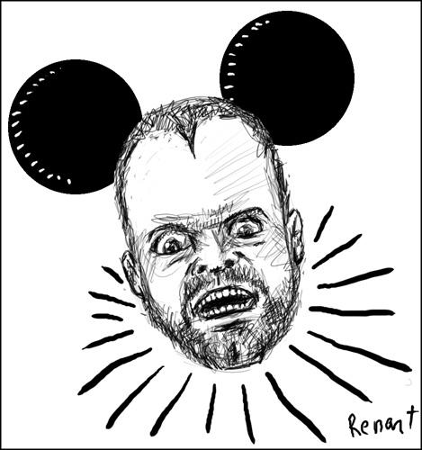 jean-francois-mercier-mickey-mouse