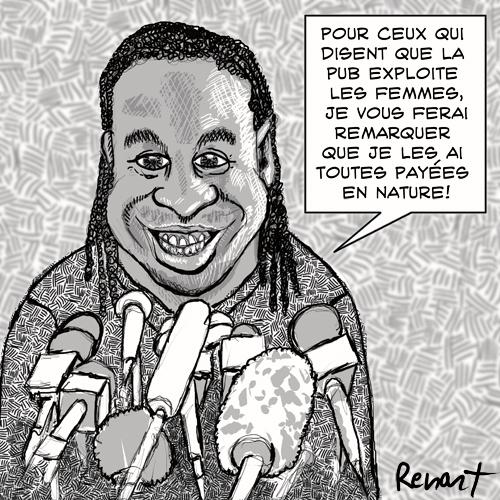Georges Laraque Nature