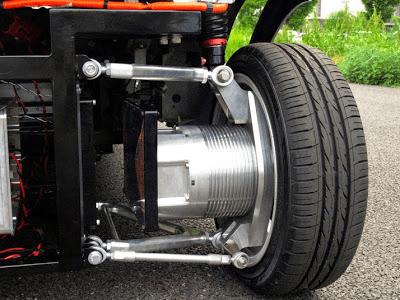 protean-in-wheel-motors
