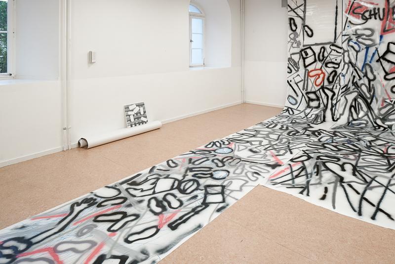 Die Künstlerin Renata Jaworska erreichte mit raumgreifenden Installationen sowie Aktionen ab 2006 ein internationales Kunstpublikum