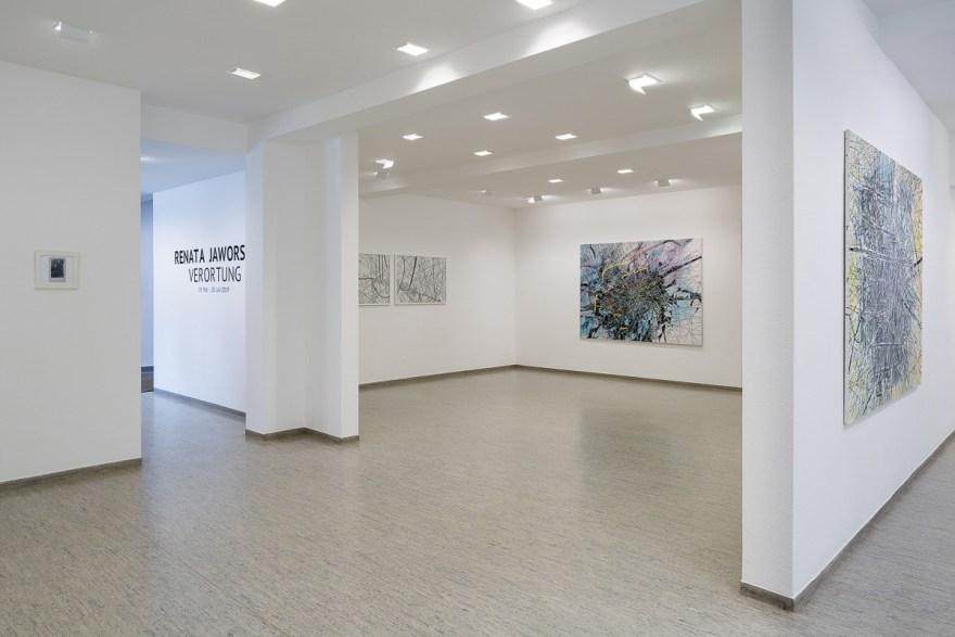 Renata Jaworska, Kunstakademie Düsseldorf
