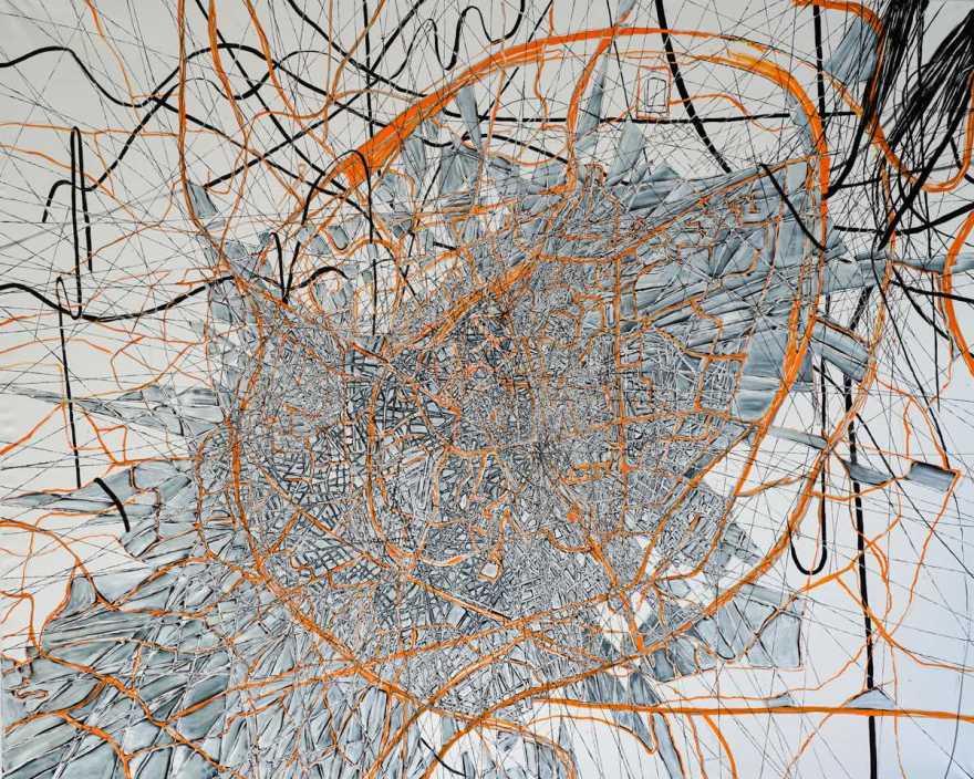 Rheinland, Kunst in Düsseldorf,