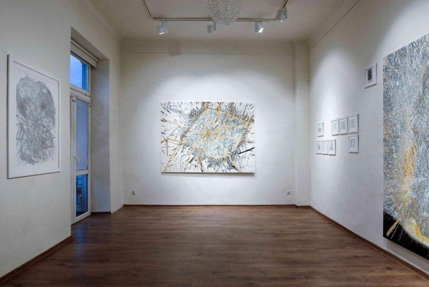 La Carte et le Territoire, Michel Houellebecq, Renata Jaworska,