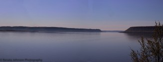 Lake Pepin in April