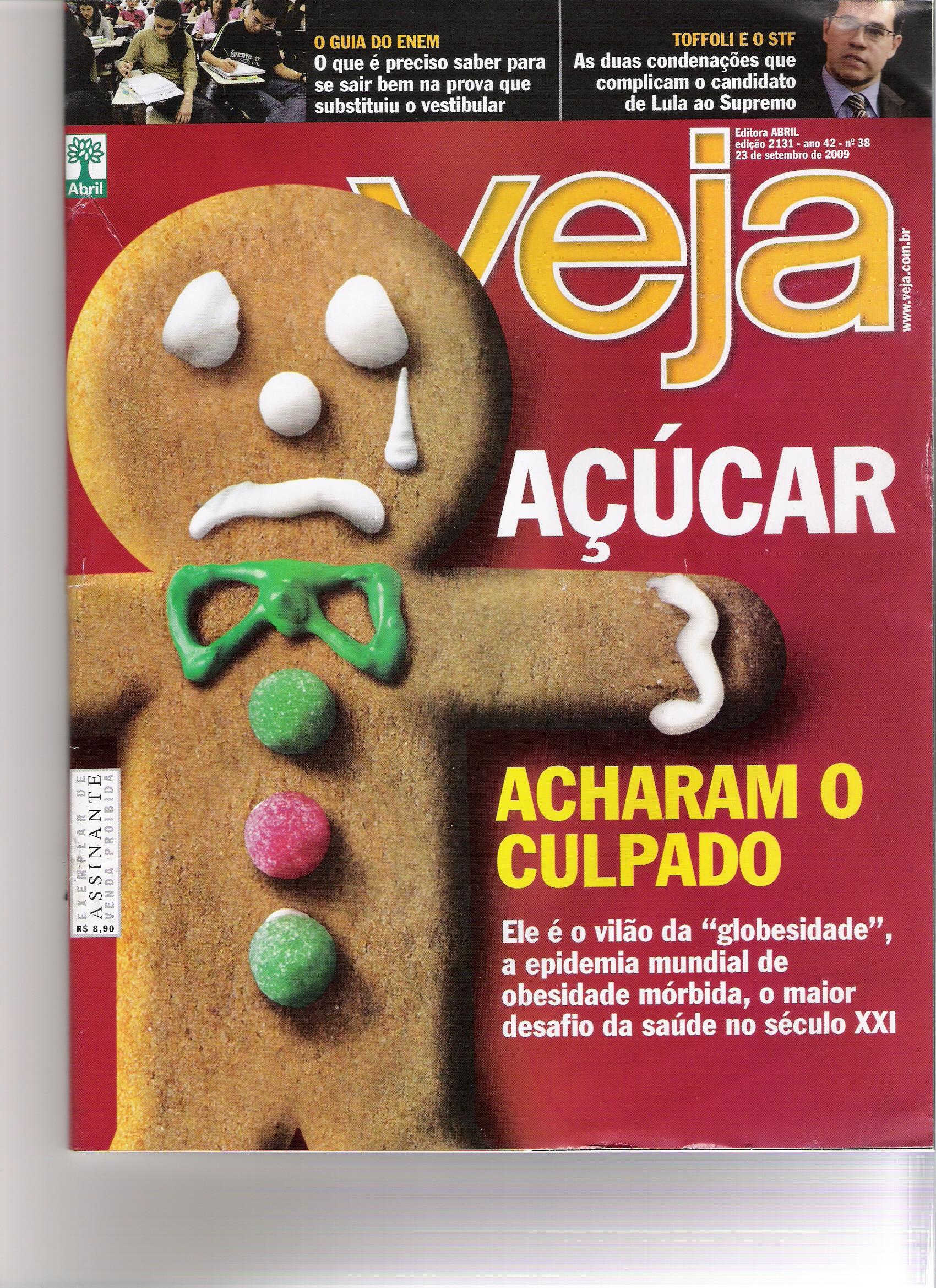 23/09/09- Revista Veja