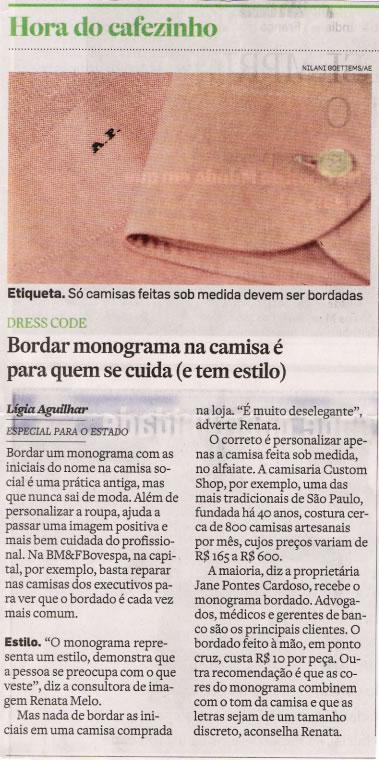 23/05/10 O Estado de S. Paulo