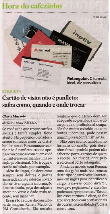 30/05/10 O Estado de S. Paulo