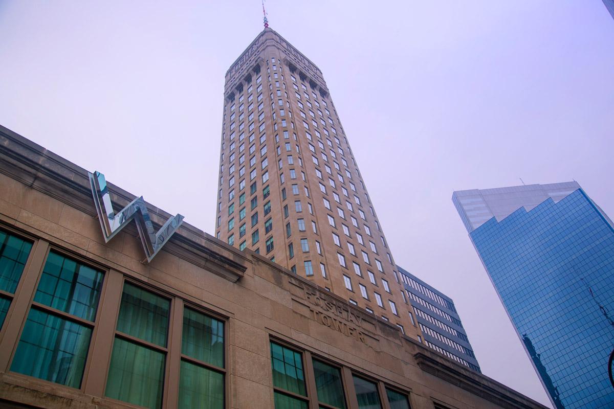 W Minneapolis The Foshay Hotel