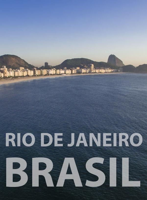Olimpiadas 2016 Rio de Janeiro