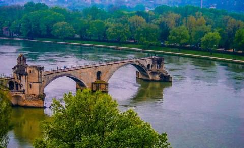 Avignon: minha melhor surpresa na França