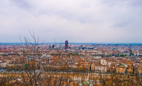 Lyon: um misto de França e Itália em Fourvière