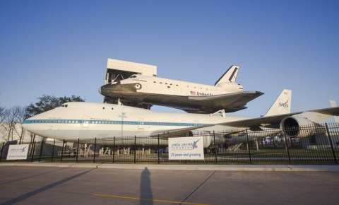 Space Center Houston, o Centro de Visitantes da NASA em Houston