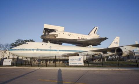 Space Center Houston, o Centro de Visitantes da NASA em Houston