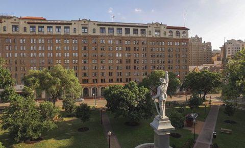 Hotel St Anthony em San Antonio nos Estados Unidos