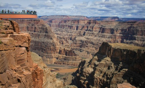 A walk to remember at the Grand Canyon Skywalk