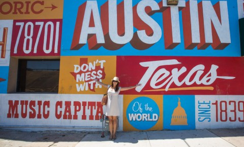 Visit Austin's Murals and Graffiti Park