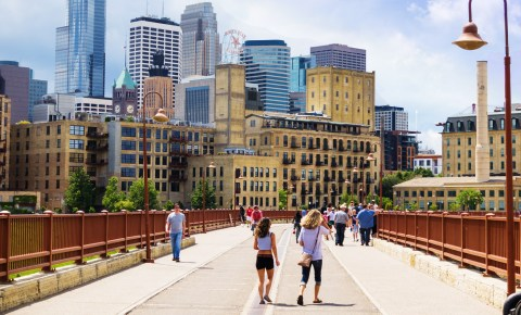 Things to do in Minneapolis, Minnesota... Outdoors! | RenataPereira.tv