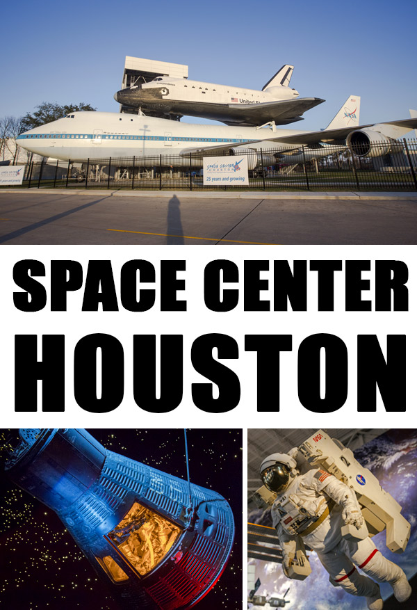 Space Center Houston - NASA
