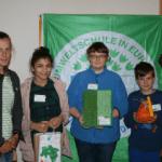 Hohe Umweltauszeichnung für die Renataschule