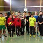 Volleyballturnier an der Renataschule