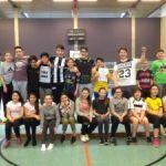 Die 6b wird Schulsieger im Völkerball