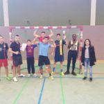 Die Sprachlernklasse und die Klassen 5d und 7b sichern sich den Renata-Cup 2016