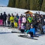 Skifreizeit an der Renataschule