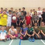 Schulmeisterschaften im 2-Felder-Ball