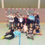 Klasse 6d gewinnt den Renata-Cup des 5. und 6. Jahrgangs